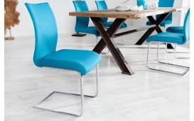 Chaise Design TANGO BLUE