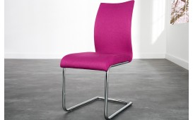 Chaise Design TANGO PINK