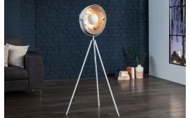 Lampadaire design SESSION WHITE M