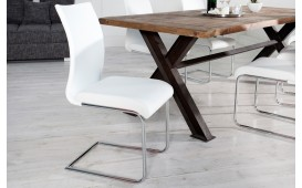 Chaise Design TANGO WHITE