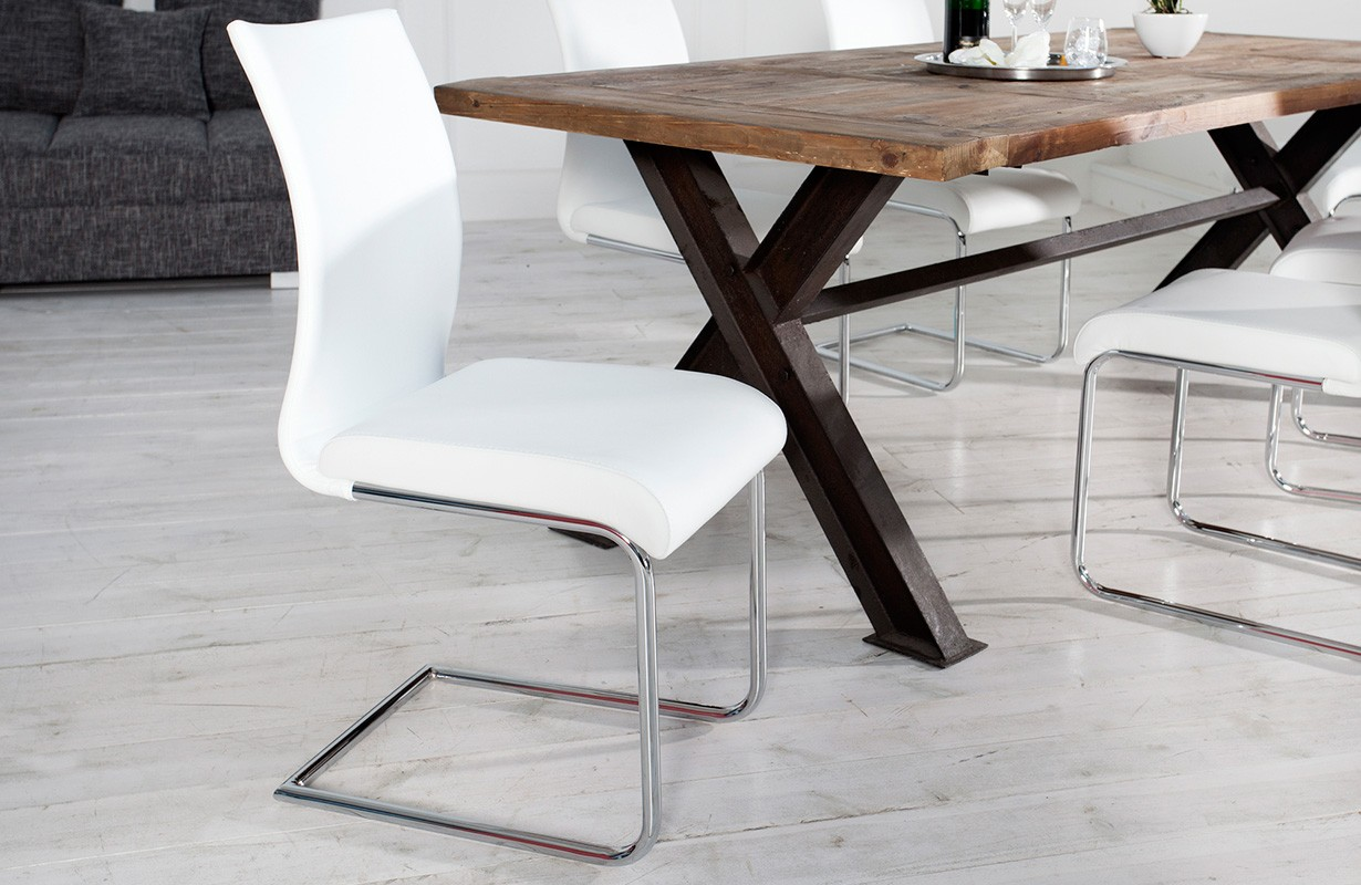 nativo meuble suisse chaise design tango white. Black Bedroom Furniture Sets. Home Design Ideas
