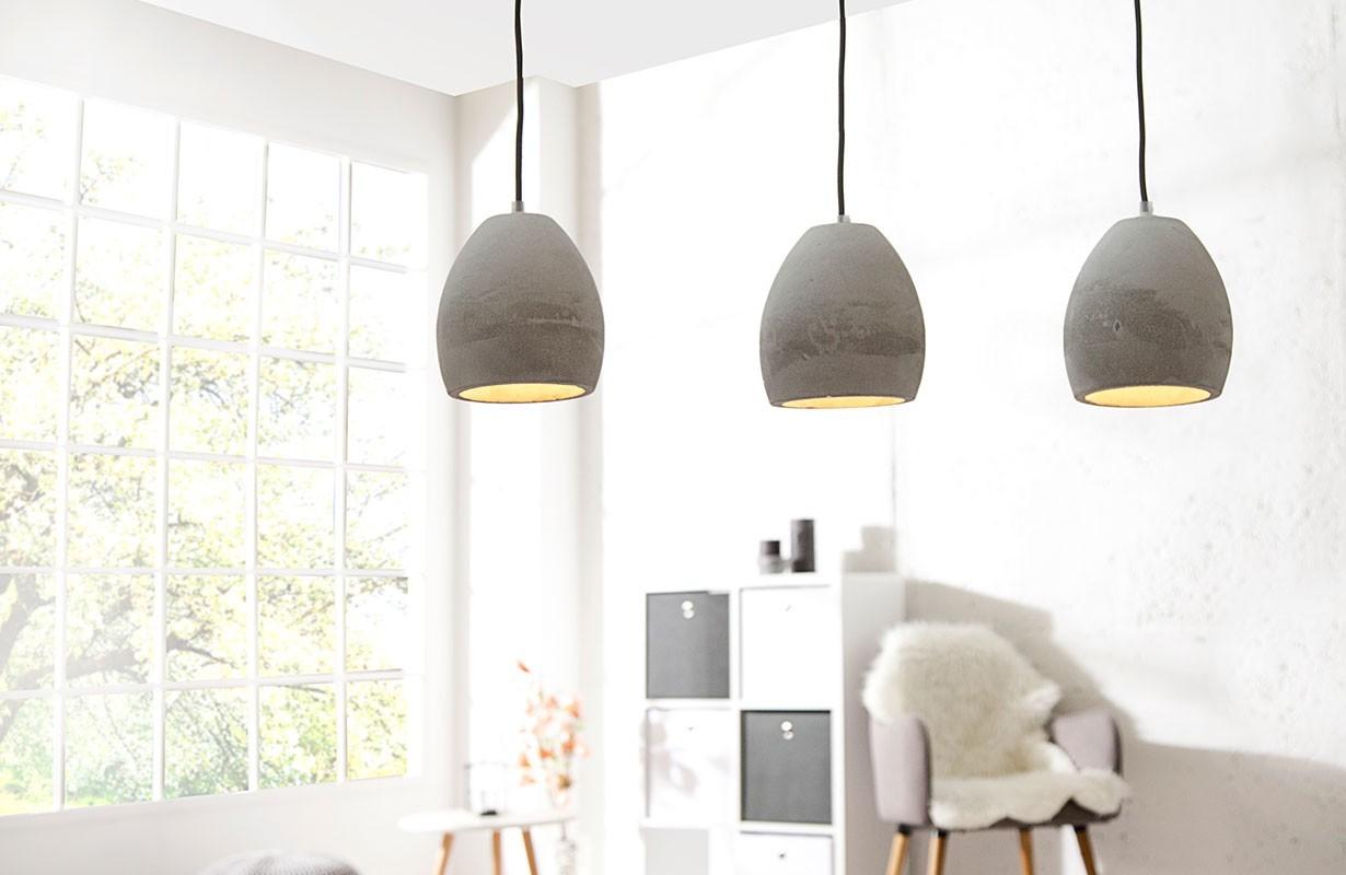 designer leuchte concrete 3 von nativo m bel g nstig kaufen. Black Bedroom Furniture Sets. Home Design Ideas