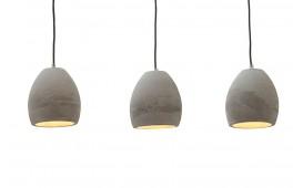 Designer Hängeleuchte CONCRETE 3 von NATIVO in der Schweiz
