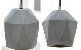 Designer Hängeleuchte CONCRETE PRIZM von NATIVO in der Schweiz