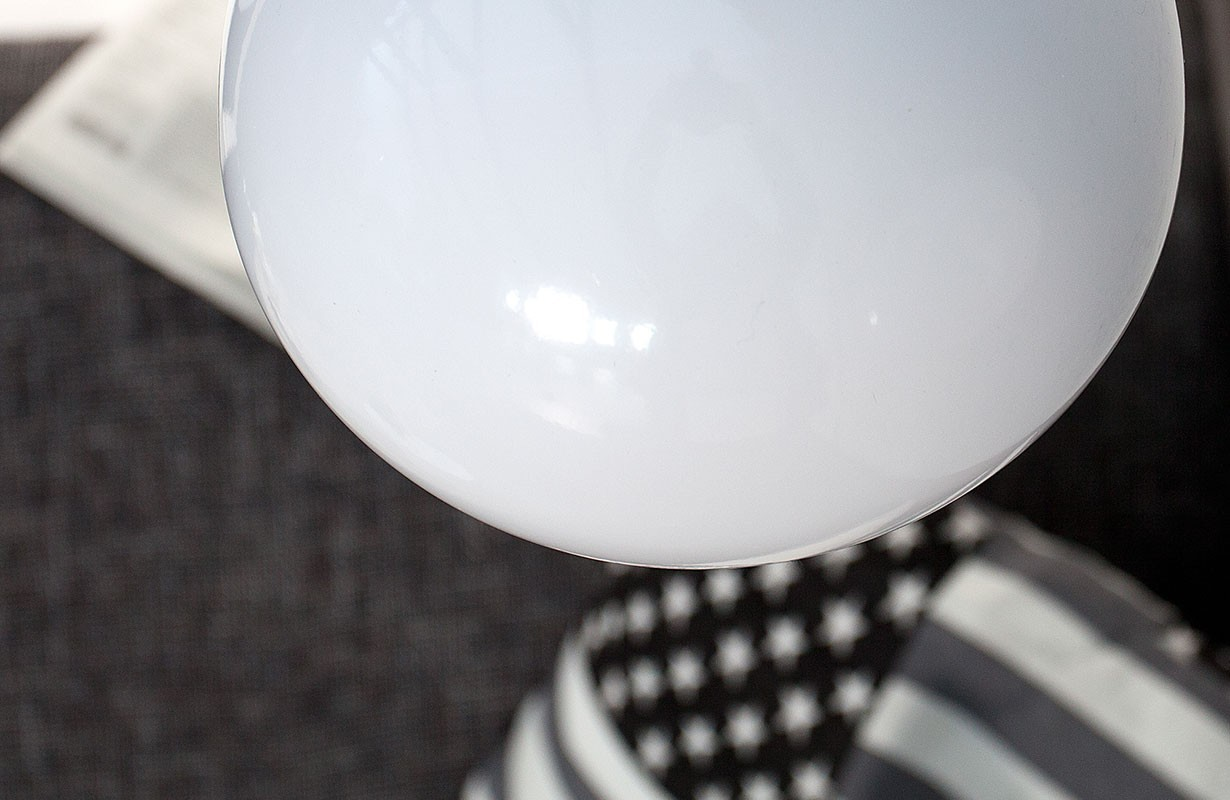 designer leuchte chromium 3 white von nativo m bel g nstig. Black Bedroom Furniture Sets. Home Design Ideas