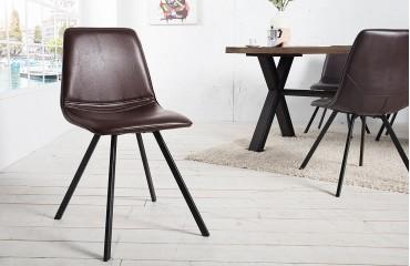 Sedie design PIKA NATIVO mobili cucina Svizzera