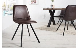 4 x Chaise Design PIKA