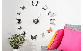 Horloge Design BUTTERFLY