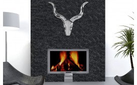 Elemento decorativo ARIES SILVER