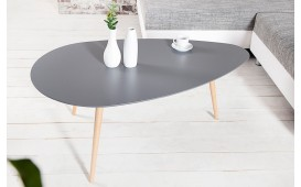 Table basse Design SCENA GREY XL