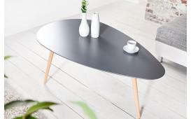 Tavolino di design SCENA GREY XL