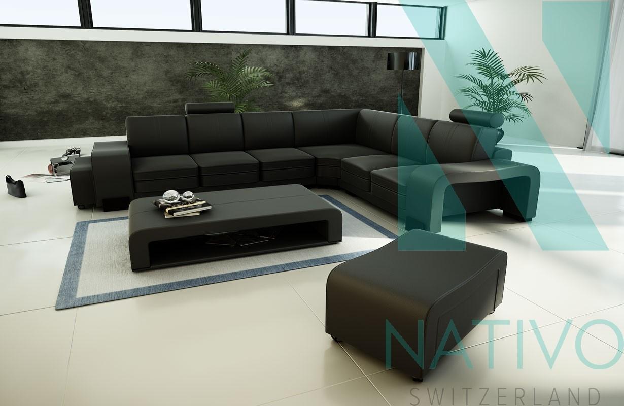 Divano con tavolino eden nativo mobili moderni for Tavolino divano design