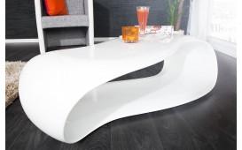 Tavolino di design ONER WHITE