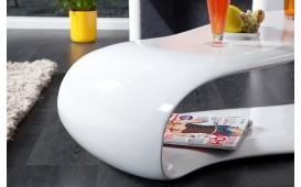 Table basse Design ONER WHITE