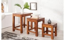 Tavolino d'appoggio di design OPAL SET 3