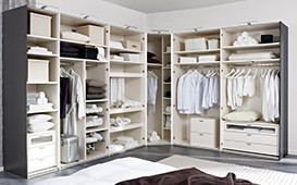 Aménagement intérieur des armoires