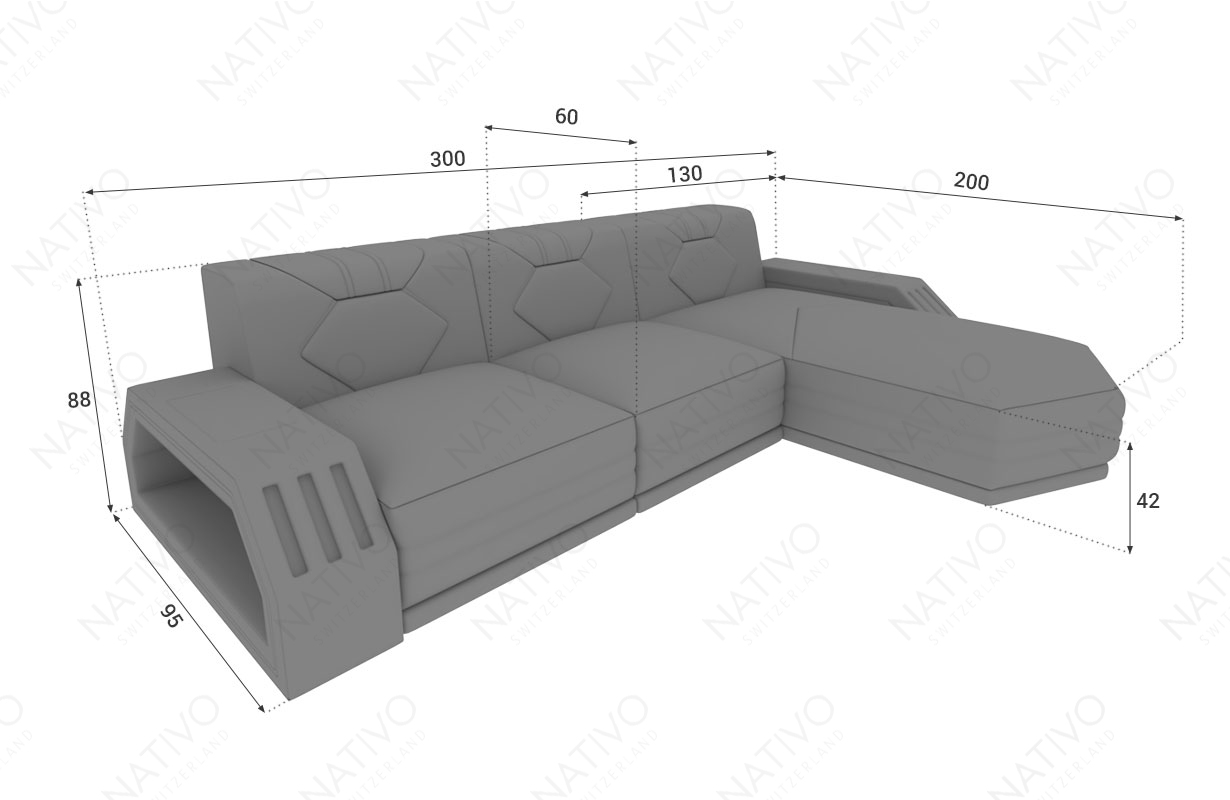 Sofa CLERMONT MINI