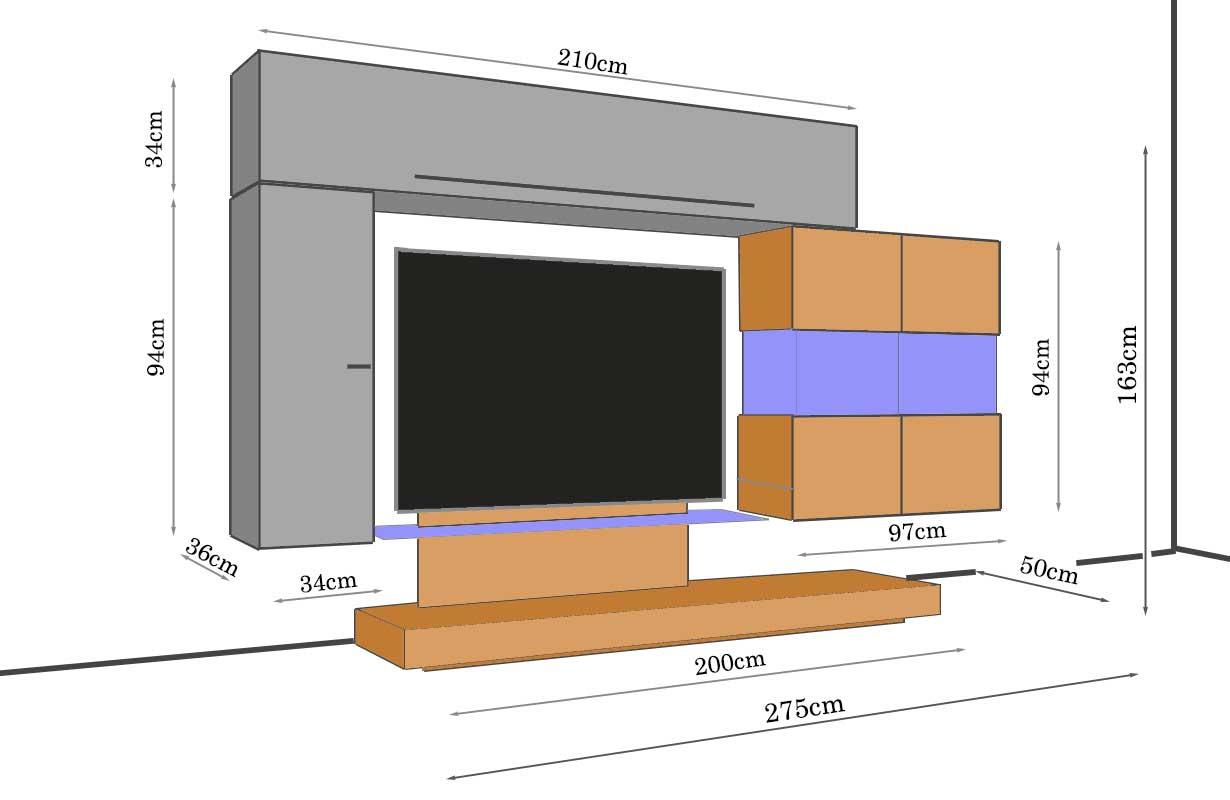 designer wohnwand veneto nativo moebel schweiz. Black Bedroom Furniture Sets. Home Design Ideas