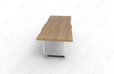 designer massivholz esstich marlin v 3 von nativo m bel schweiz. Black Bedroom Furniture Sets. Home Design Ideas