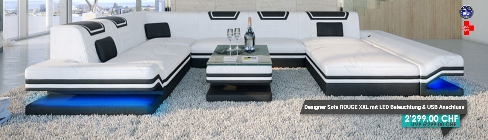Lieblich Designer Sofas Von NATIVO™ Möbel Schweiz