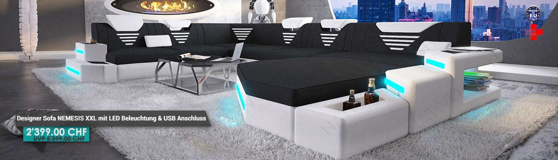 NATIVO magasin de meuble design. Achetez canape d\'angle ...